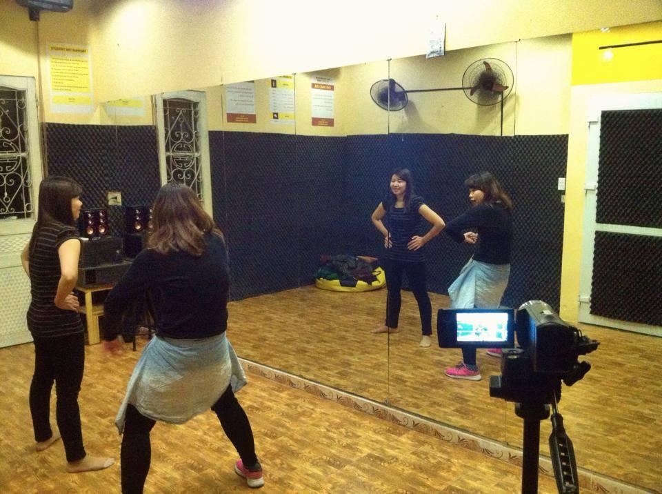 Học nhảy gia sư 1 kèm 1