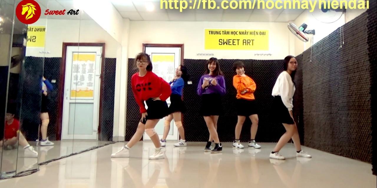 TỔNG HỢP THÀNH QUẢ LỚP DANCE COVER K26 THÁNG 10
