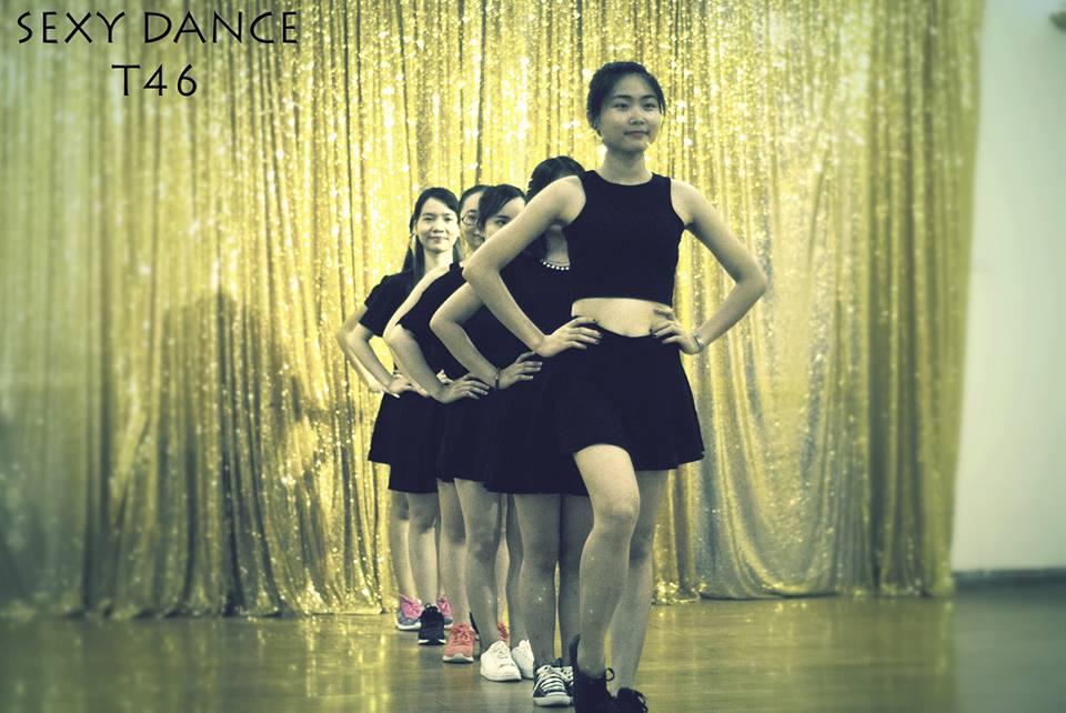 Tổng hợp thành quả lớp Sexy Dance T46 tháng 10