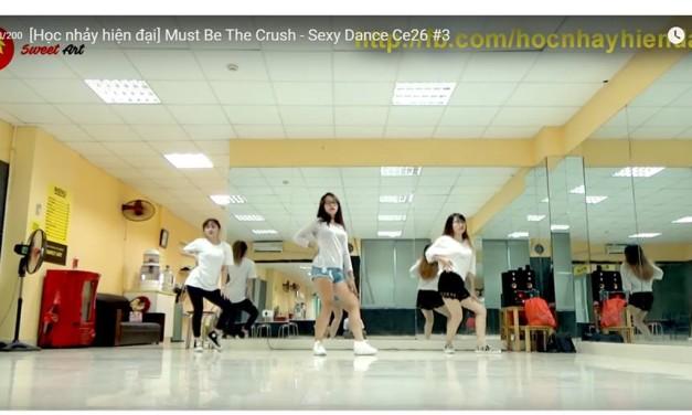 Tổng hợp thành quả lớp Sexy Dance Ce24 tháng 10