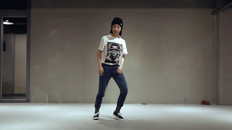 Tổng hợp các Clip dạy nhảy hiện đại của Lia Kim – phần cuối