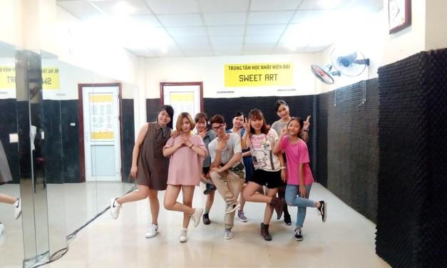 TỔNG HỢP THÀNH QUẢ LỚP SHUFFLE DANCE K35 THÁNG 11