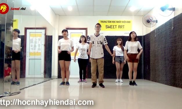 TỔNG HỢP THÀNH QUẢ LỚP SHUFFLE DANCE KC24 THÁNG 10