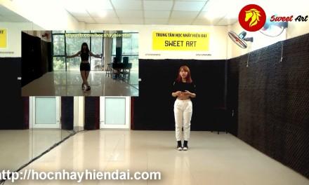 """[Hiphop Choreography] Bài 1: Học nhảy bài """"Chúng ta không thuộc về nhau"""" (by n)"""