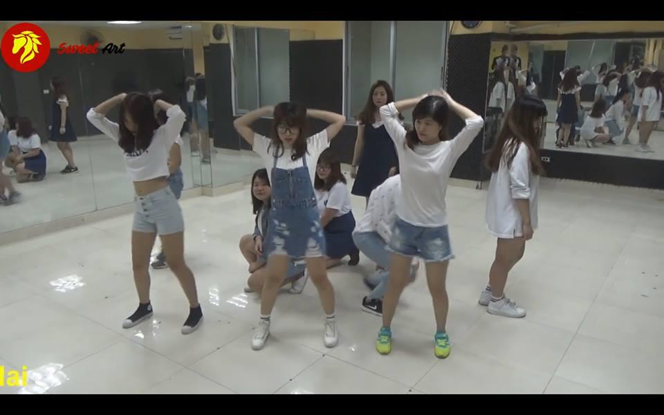 Tổng hợp thành quả lớp Dance cover K Pop Ct35 tháng 11