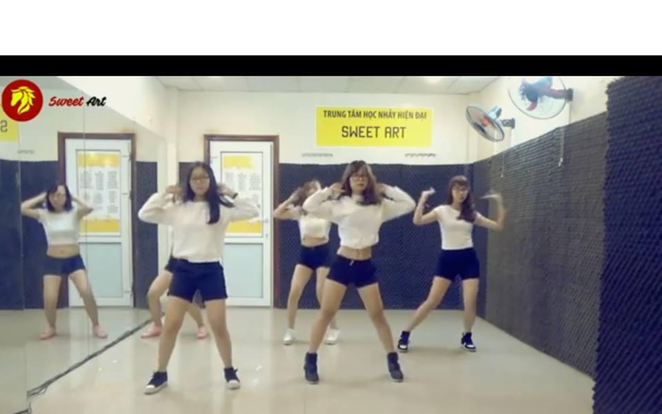 Tổng hợp thành quả lớp Sexy dance k26 tháng 11