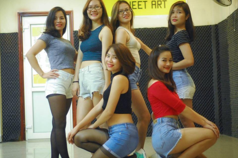 Tổng hợp thành quả lớp Sexy Dance Kt35 tháng 11