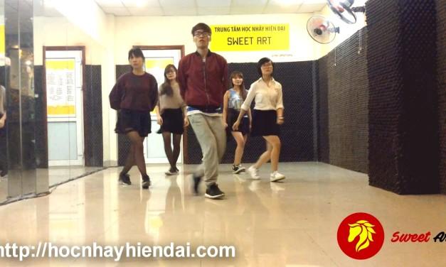 Thành quả lớp Shuffle Dance Kc24 tháng 11