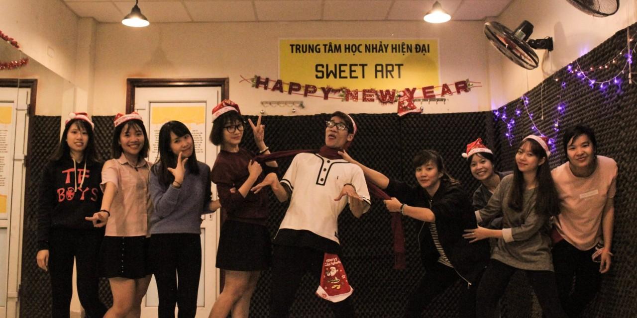 TỔNG HỢP THÀNH QUẢ LỚP SHUFFLE DANCE K35 THÁNG 12