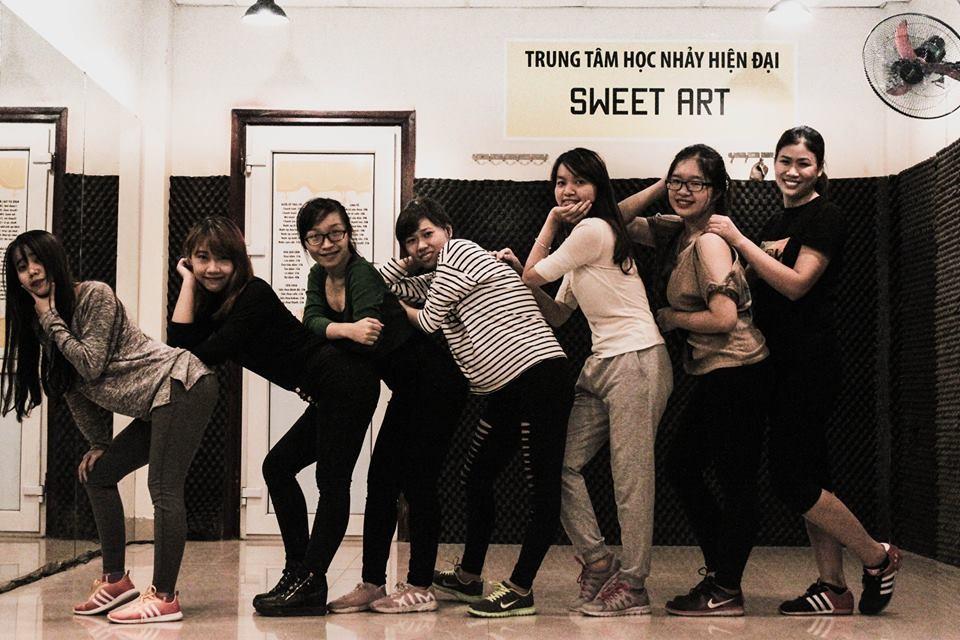 Tổng hợp thành quả lớp Hiphop Choreography Kt26 tháng 12