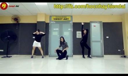 Tổng hợp thành quả lớp Sexy dance Cn35 tháng 12