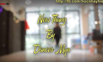 BÀI HỌC NHẢY HIỆN ĐẠI THÁNG 1 CỦA LỚP SEXY DANCE KT35