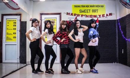 TỔNG HỢP THÀNH QUẢ LỚP SEXY DANCE K47 THÁNG 1