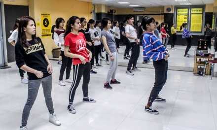 Lớp C35 [Choreography]: thứ 3 -5 (18h15-19h45)