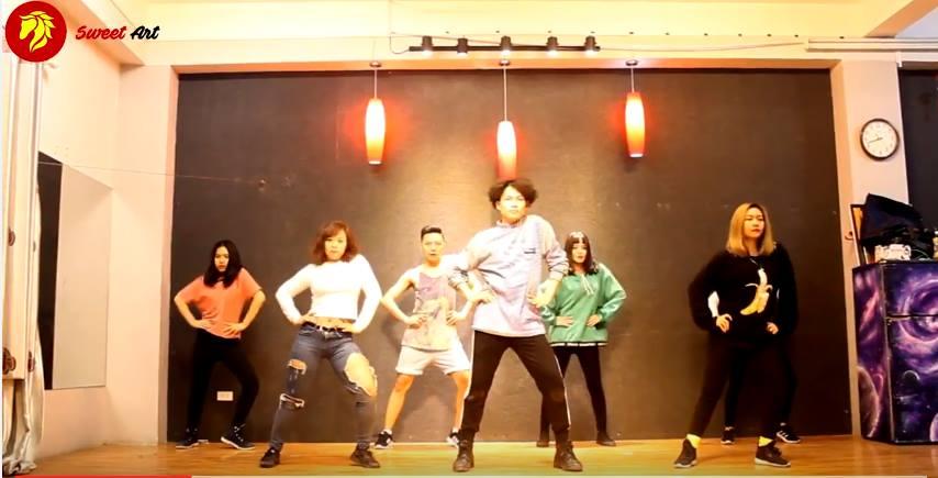 KẾT QUẢ SAU 2 BUỔI LUYỆN TẬP CỦA MỘT NHÓM LỚP SEXY  DANCE V26