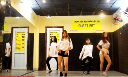 THÀNH QUẢ THÁNG 3 CỦA LỚP DANCE COVER C26