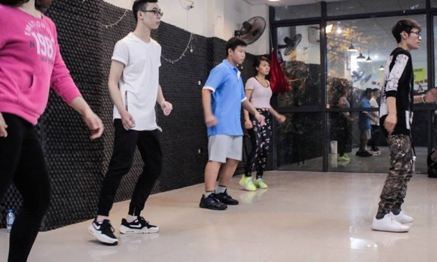 Lớp Kc26 [Shuffle Dance]: thứ 2 – 6 (16h30-18h)