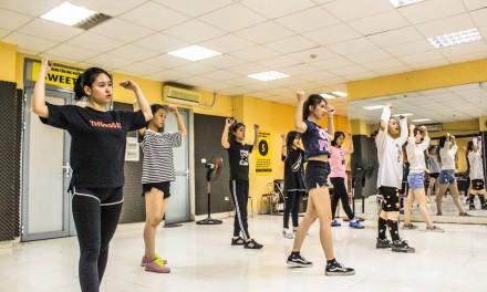 Các lớp Dance Cover tại trung tâm học nhảy hiện đại Sweet Art