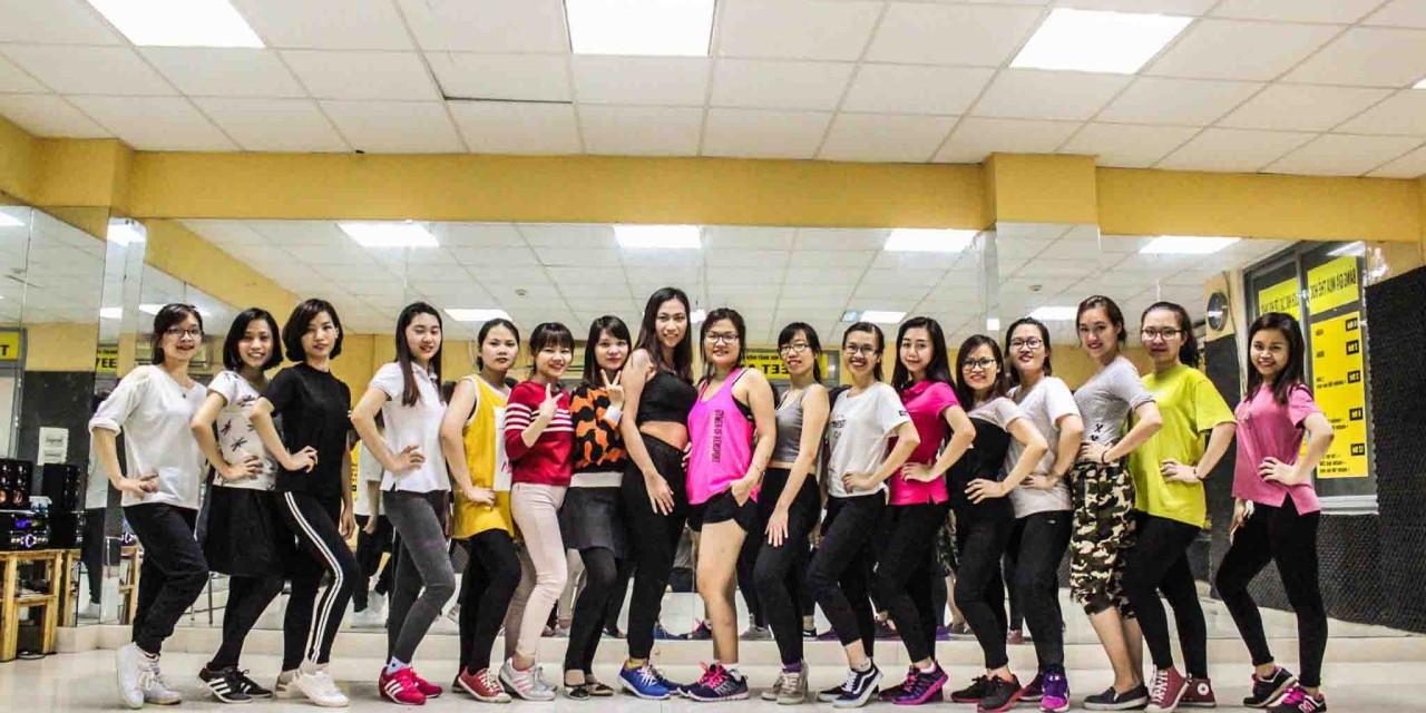 Học nhảy Hiphop Choreography