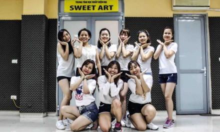 Lớp Ce24 [Sexy Dance]: thứ 2 – 4 (8h30-10h)