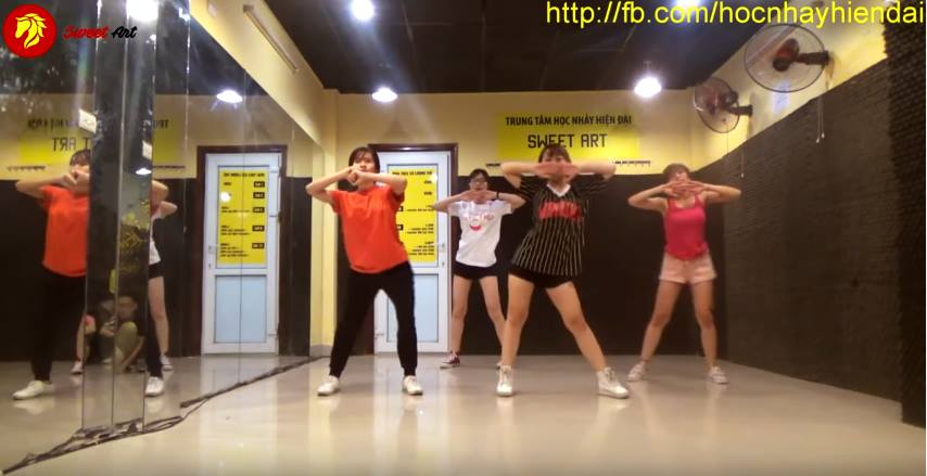 [HỌC NHẢY HIỆN ĐẠI] SEXY DANCE – KT35
