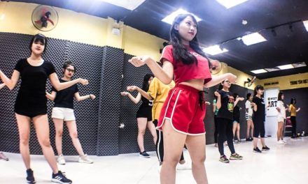 Lớp Dance Cover KPOP N35: thứ 3 – 5 (18h45-20h)