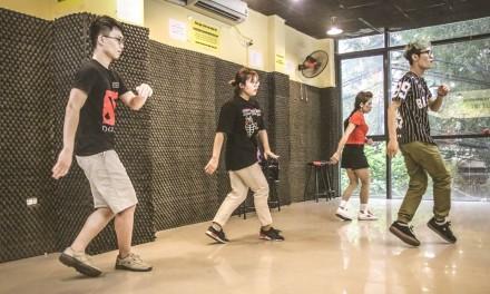 Shuffle Dance Kc26 – Sweet Art