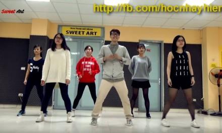SHUFFLE DANCE -LẺ LOI