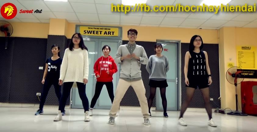 [HỌC NHẢY HIỆN ĐẠI] SHUFFLE DANCE