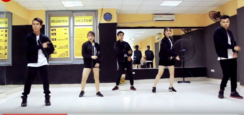 DANCE VIDEO CHOREOGRAPHY – SWEET ART