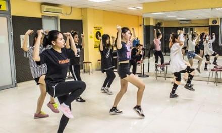 [HỌC NHẢY HIỆN ĐẠI] DANCE COVER KPOP – CT35