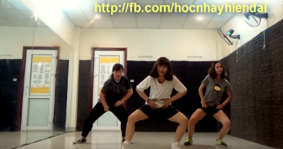 HIPHOP CHOREOGRAPHY