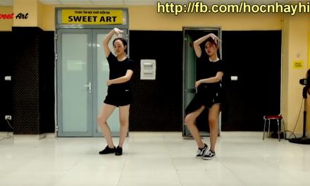 PHỎNG VẤN HỌC VIÊN TRUNG QUỐC LỚP DANCE COVER