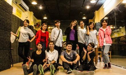 SHUFFLE DANCE K35 – SWEET ART