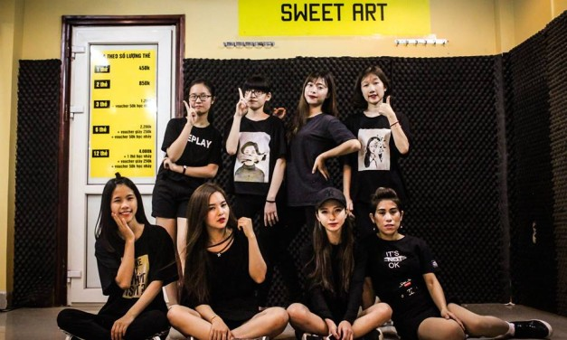 DANCE COVER KPOP K26- SWEET ART