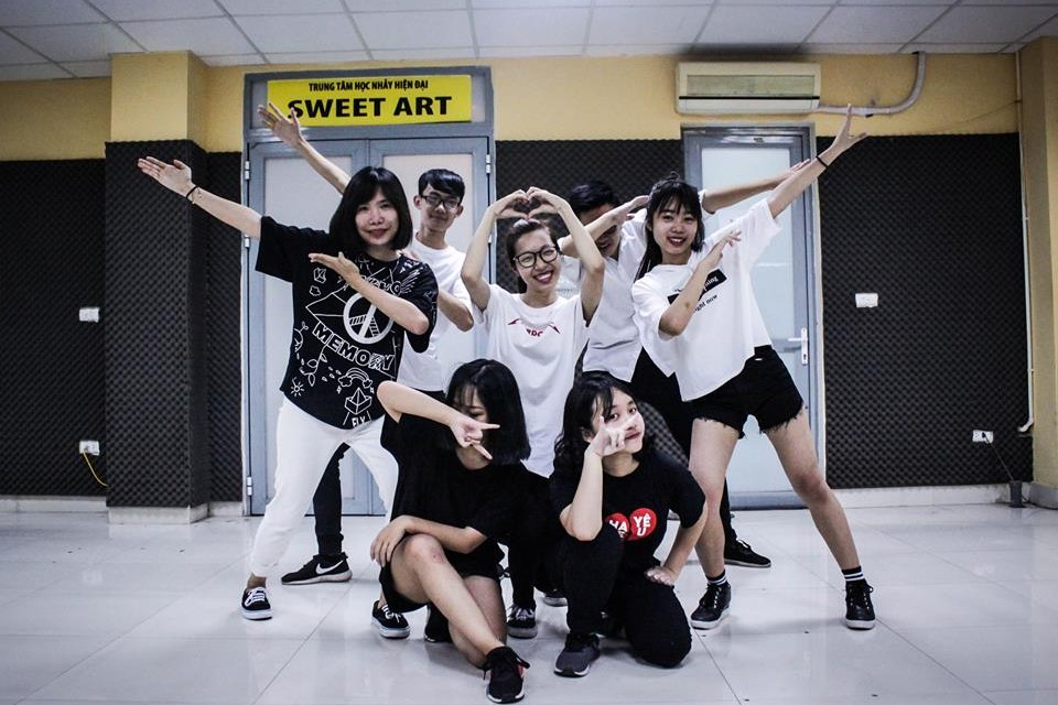 HIPHOP CHOREOGRAPHY C35 – SWEET ART