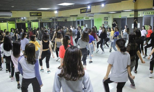 Học nhảy ở Cầu Giấy | Trung tâm học nhảy Sweet Art