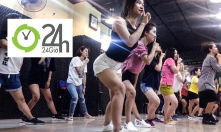 24h.com | Tại sao bạn nên đăng ký học nhảy ngay hôm nay?