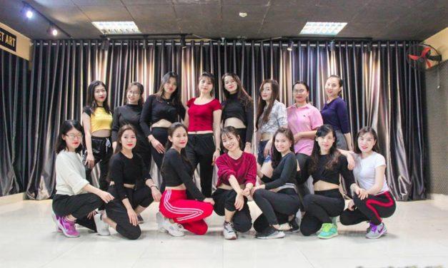 LỊCH KHAI GIẢNG CÁC LỚP NHẢY HIỆN ĐẠI THÁNG 7 + 8 /2019