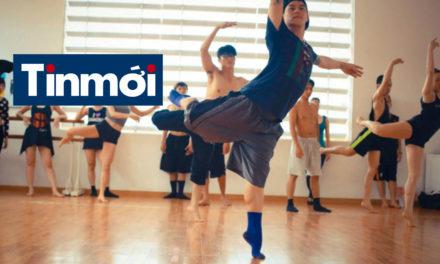 Báo TinMoi.VN: List các địa điểm học nhảy ở Hà Nội chất lượng