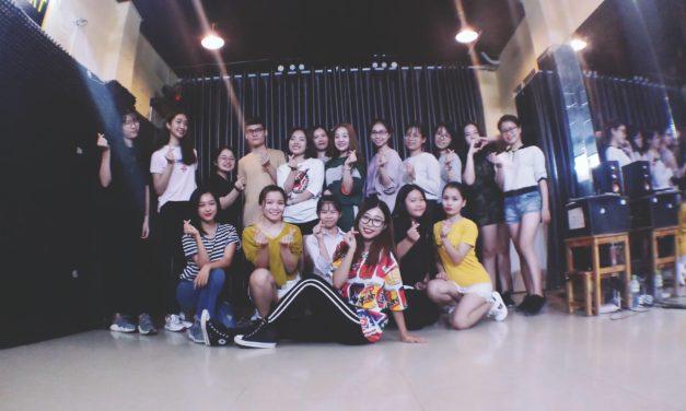 Học nhảy ở Trung Kính | Trung tâm học nhảy hiện đại Sweet Art