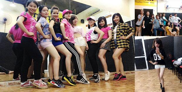Khai giảng lớp Shuffle Dance tại Hà Nội