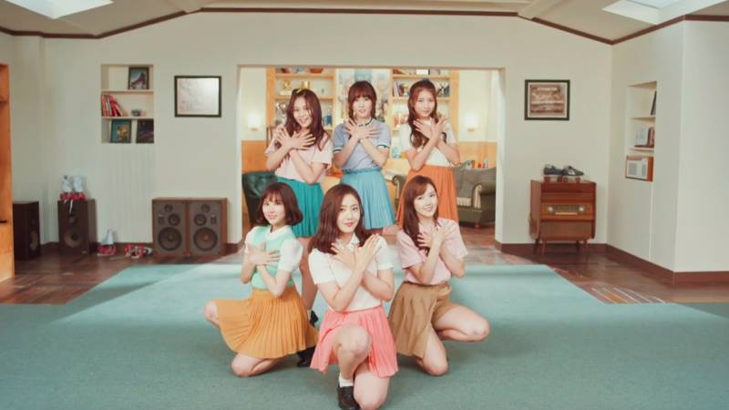 [DANCE COVER] Bài 21: Học nhảy bài Navillera – Gfriend