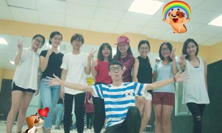 [THÔNG BÁO] Khai giảng lớp Shuffle Dance Sáng Cầu Giấy