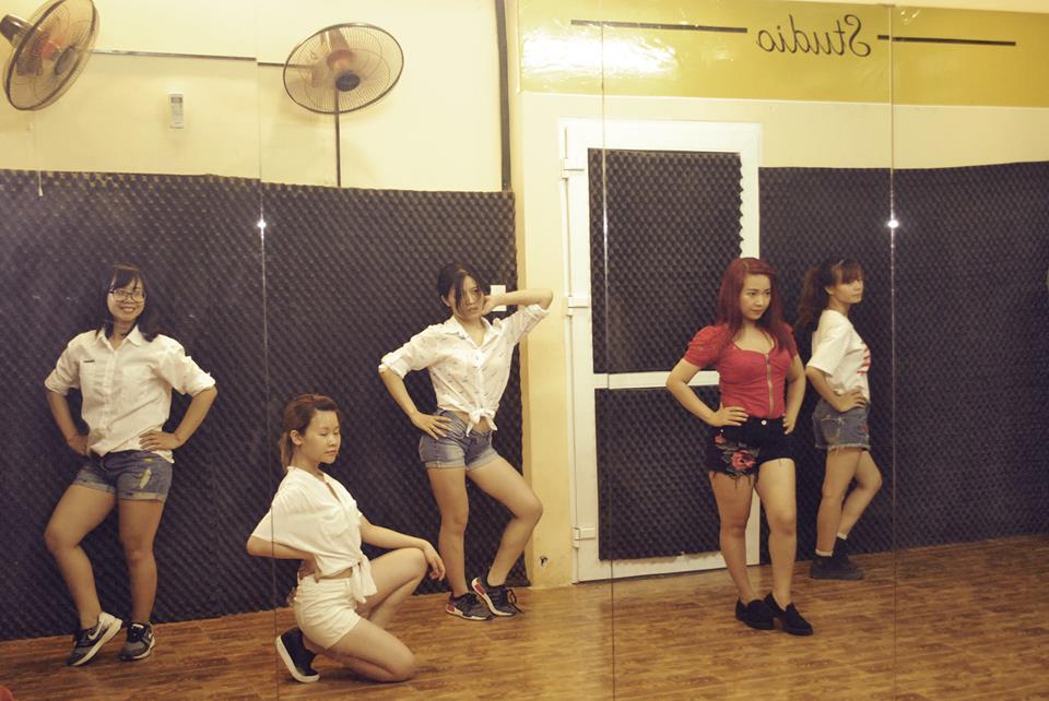 Tổng hợp giáo trình tự học nhảy cơ bản tại nhà
