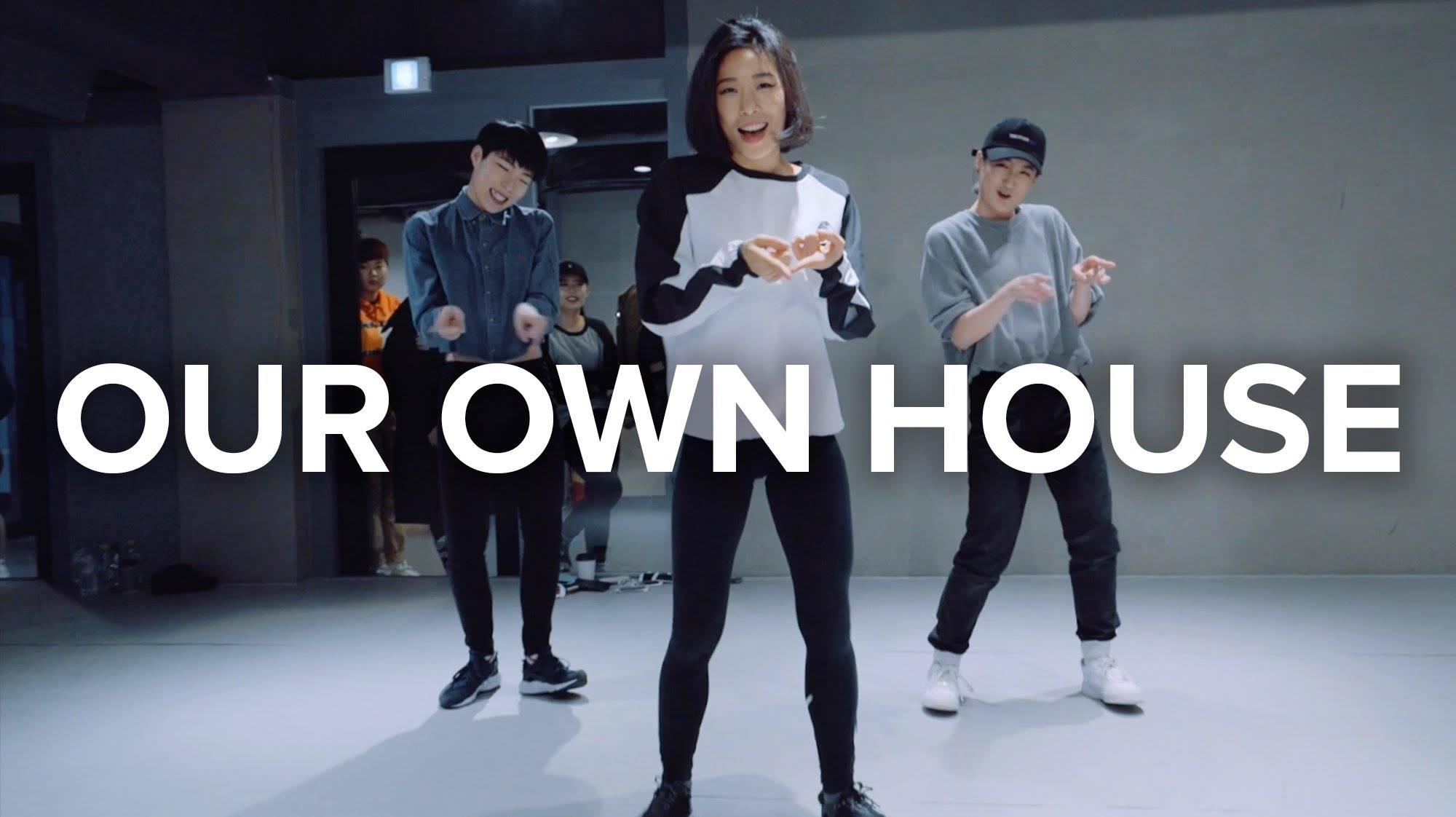 Tổng hợp các Clip dạy nhảy hiện đại của Lia Kim – phần 2