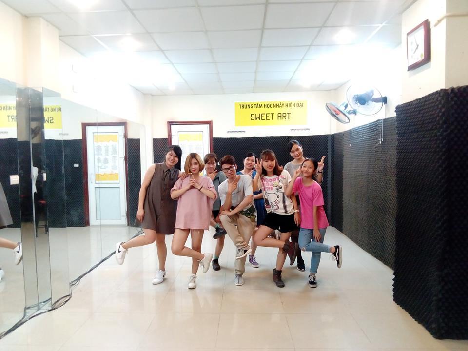 Shuffle Dance K35