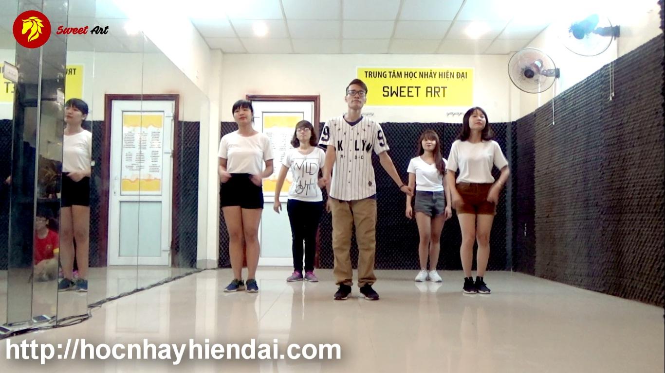Shuffle Dance KC24