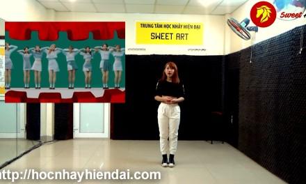 Bài 32: Học nhảy bài TT – Twice