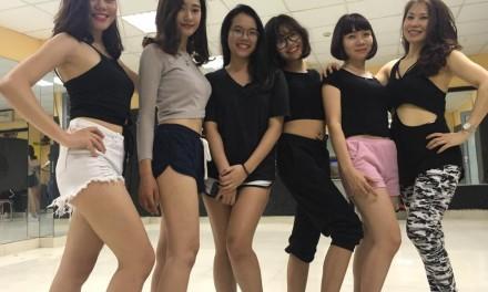 Tổng hợp thành quả lớp Sexy Dance C26 tháng 11